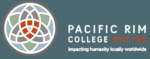 Pacific Rim College Online Logo